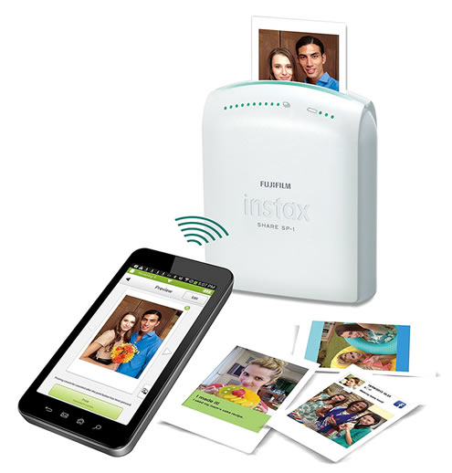 Fujifilm Instax Share SP-1 Smartphone Portable Printer
