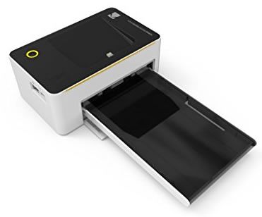 "Kodak Dock & Wi-Fi 4x6"" Photo Printer"