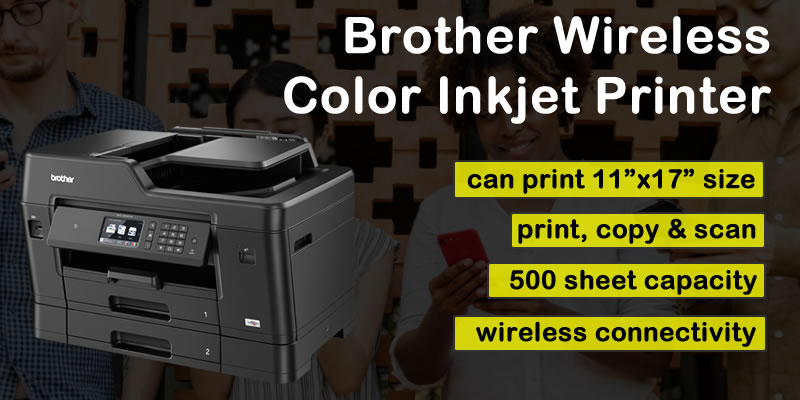 Best 11x17 Printer Reviews 2019 | Color Laser Inkjet | Wide