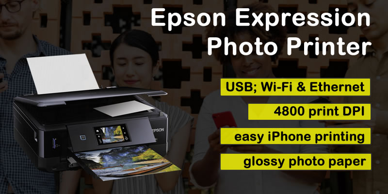 Epson Expression Photo XP-830