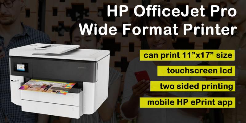 HP office jet pro 11x17 Printer