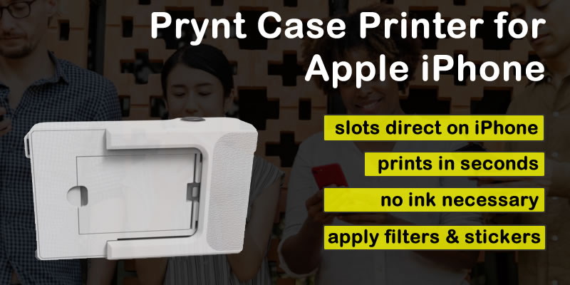 Prynt Case for iPhone