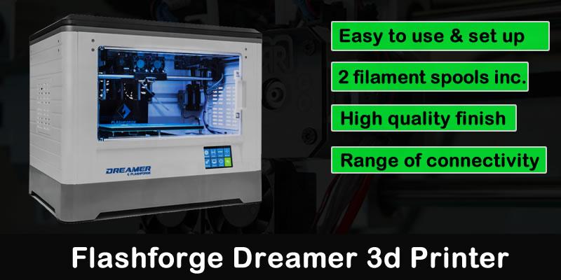 Flashforge Dreamer 3d Printer