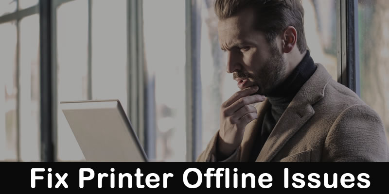 why is my printer offline