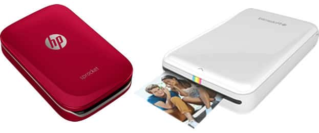which is better hp sprocket or polaroid zip